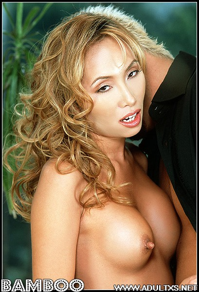 Bamboo pornstar nipples