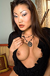 Asian Girls Baring Breasts Lips Parted